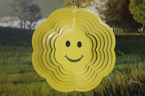 61014-10inchSmileyFace-Yellow