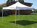 10 x 10 White Canopy - No Sides canopy, tent