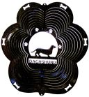 "12"" Dachshund Dog Breed Wind Spinner 12 inch, dog breed, wind spinners, 12"", made in usa"