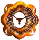 "12"" Longhorn Wind Spinner - Copper Starlight - Temporarily Out Of Stock 12 inch, wind spinners, 12"", made in usa"