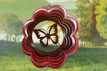 52361-8inchButterfly-RedStarlight